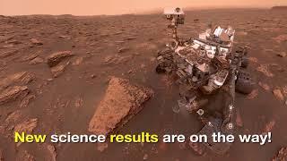 NASA Mars Report: August 20, 2018
