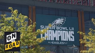NFL Kickoff 2018: What is Philadelphia like after winning the Super Bowl? I NBC Sports