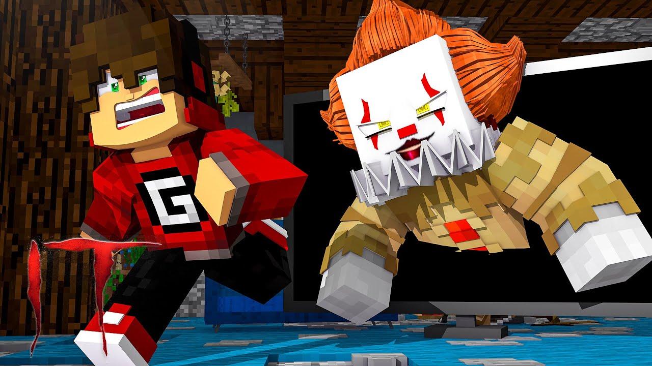 Minecraft: IT ATACA! IT A COISA Parte.8 ✭ Guihh ✭