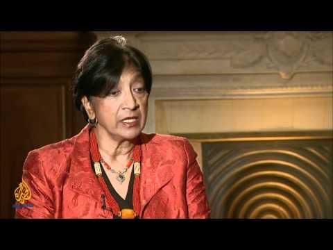 Talk to Al Jazeera - Navi Pillay