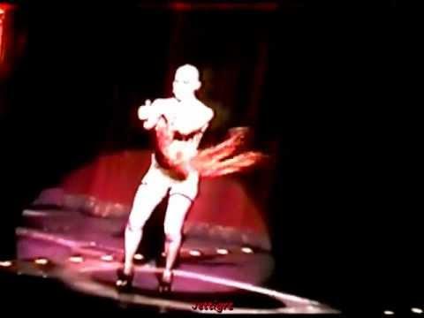 Joan Jett in Rocky Horror - 2001 ( Broadway Cast )