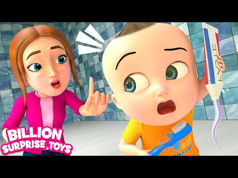 Johny Johny Yes Papa Nursery Rhymes   Family Song - 3D Animation Rhyme & Songs for Children