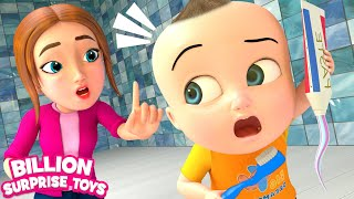 Johny Johny Yes Papa Nursery Rhymes - 3D Animation Rhyme & Songs for Children