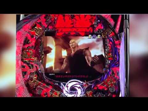 Tekken CR - Jin Kazama VS Heihachi Mishima