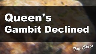 Chess Games - Queen's Gambit Declined, 4.Bg5 Be7