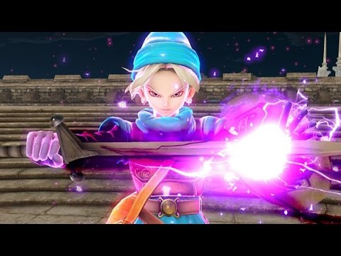Dragon Quest Heroes - All Characters High Tension Specials Exhibition (PS4 ドラゴンクエストヒーローズ)