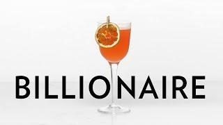 Billionaire: A Brilliant Camṗari and Bourbon Cocktail