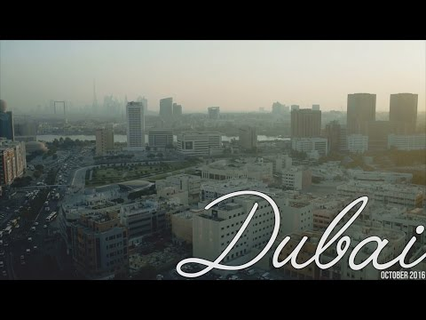 Staycation-ing in Dubai