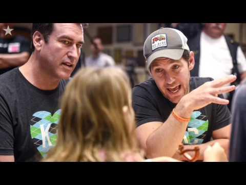 Big Slick's hosts kid around and share the love at Children's Mercy