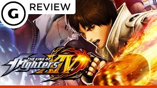 King of Fighters XIV Review