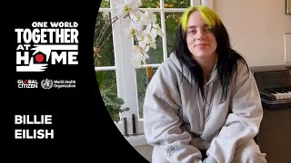 "Billie Eilish & Finneas perform ""Sunny"" 