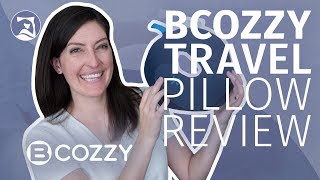 bcozzy travel pillow review but is it really cozy