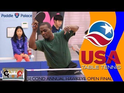 Second Annual Hawkeye Open - Azeez Jamiu vs. Raymond Lui (Final) Highlights