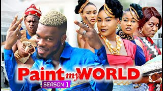 PAINT MY WORLD PART1 - BRODASHAGGI & DESTINY ETICO 2020 LATEST NIGERIAN NOLLYWOOD MOVIES FULL HD