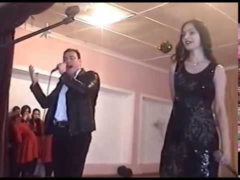 Lasha Chanturia & Megi Tsiskadze - Vivo Per Lei  2016.12.29