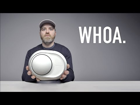 Unboxing The $1300 Bluetooth Speaker