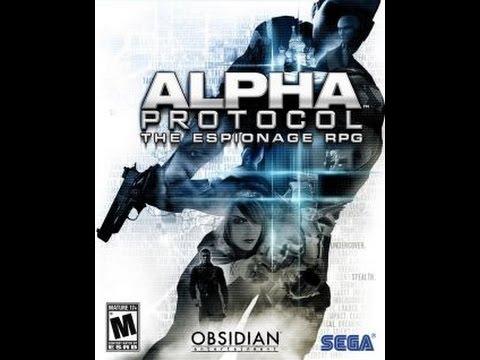 Alpha Protocol-Part 14-Bug CIA Listening Post-PS3