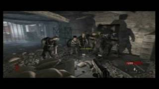 All the CoD World at War : Zombie Glitches Tutorial - Get to level 999...!!! WaW