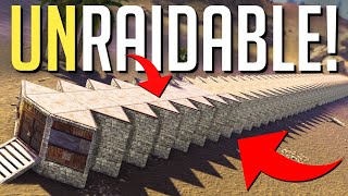 SCIENTIFICALLY UNRAIDABLE BASE DESIGN!!! - Rust