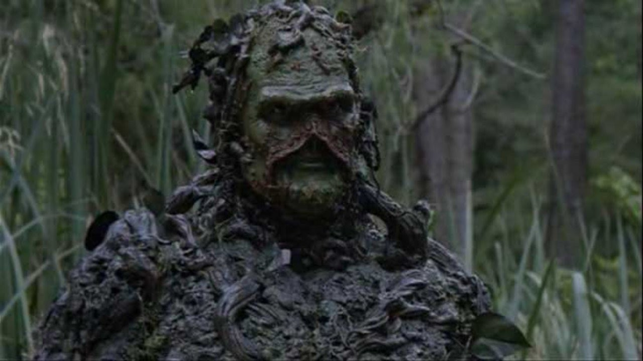 Image result for swamp thing movie