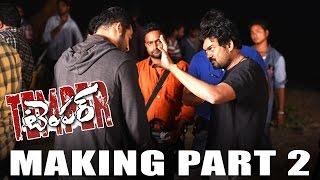 Temper Movie Making  Video - Jr Ntr, Kajal Aggarwal, Puri Jagannadh