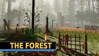 The Forest - Gameplay Trailer