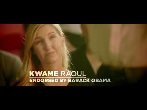 Work of My Life | Kwame Raoul for Attorney General