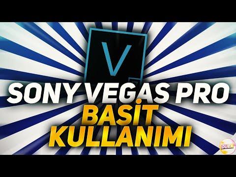 20 DAKİKADA SONY VEGAS PRO ÖĞREN!(Sony Vegas Pro Dersleri)