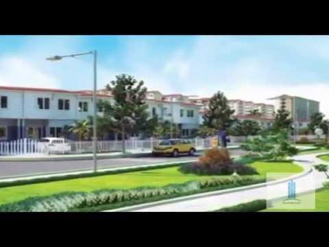 Bán nhà liền kề dự án The Oasis, Ehome 4 P An Phú, Tx Thuận An, Tỉnh Bình Dương