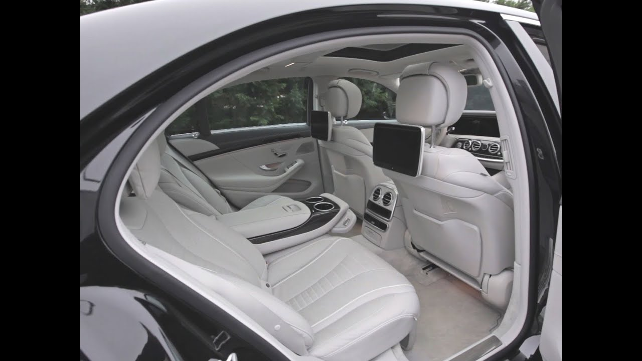 R And S Auto >> Essai Mercedes Classe S 400 H Limousine 2014 - YouTube