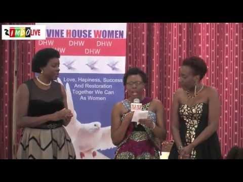 DIVINE HOUSE WOMEN CHARITY GALA 2014 LIVE STREAM BY Zimbo LIVE TV
