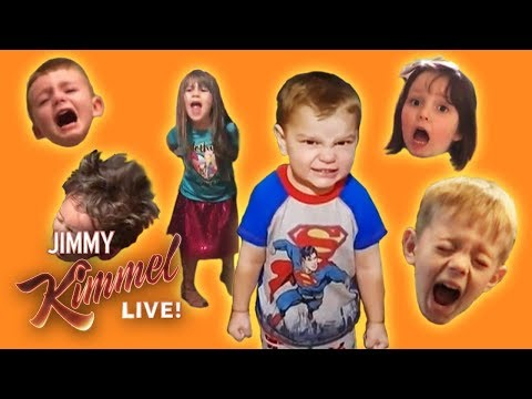 Wingnut - Jimmy Kimmel's Halloween Candy Prank