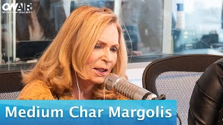 Psychic Medium Char Margolis Gives Spot-On Reading of Sisanie   On Air With Ryan Seacrest