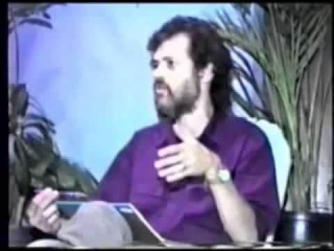Terence McKenna and Rupert Sheldrake - Morphogenetic Field Theory