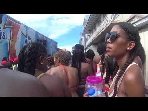 Trinidad and Tobago Carnival 2017 Tribe (Monday) #2