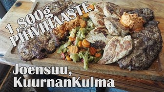 1,800g PIHVIHAASTE - Joensuu, Kuurnankulma