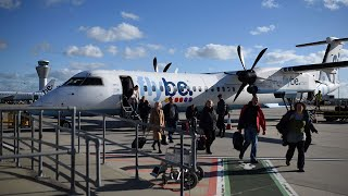video: Flybe on the verge of collapse after government pulls £100m loan