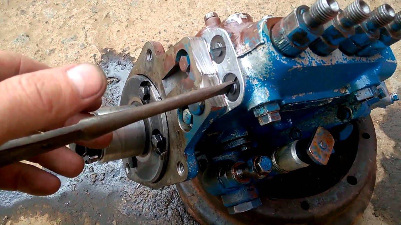 схема топливного насоса мотерпал д245