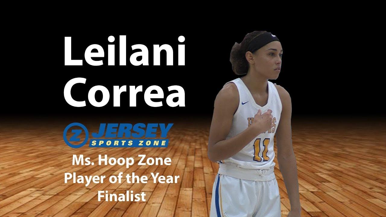 Leilani Correa JSZ 2019 Miss Hoop Zone Profile