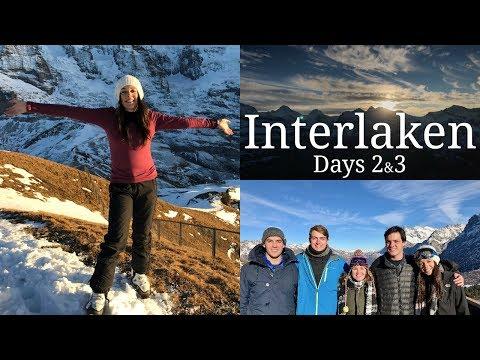 Interlaken - Part 2 (Dec 3-4, 2016)