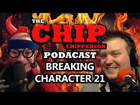 Chip Breaking Character - 030 - Happy HalloWEENIE (E-Rock, Anthony, Christina)