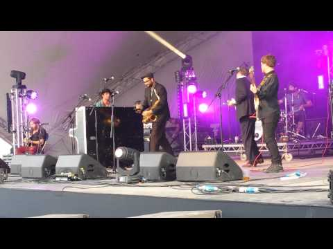 Tankus The Henge - Ophelia @ Looe Music Festival 2014