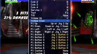 Configure Controls On Mame (Official)