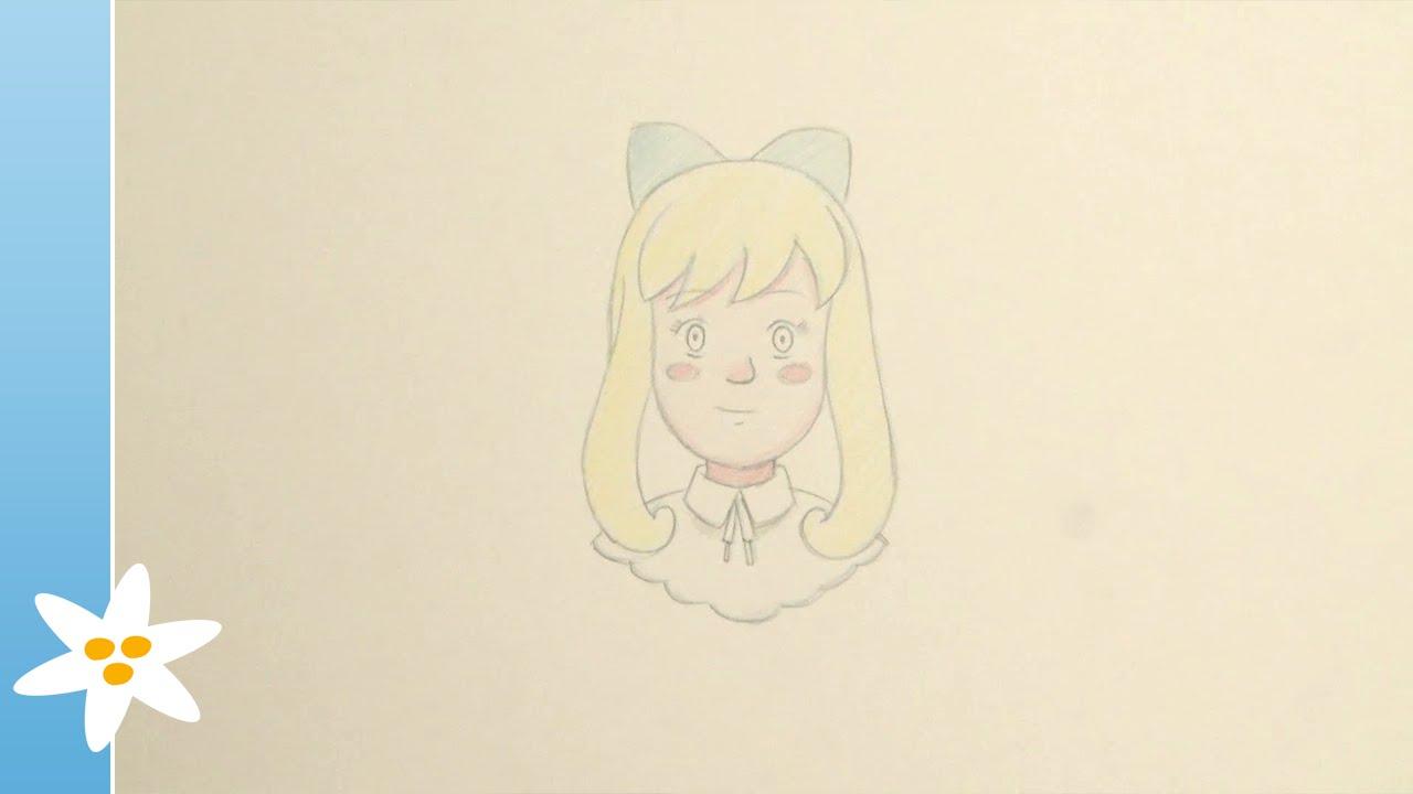 Tekenles: Clara  - Tekenen met Heidi