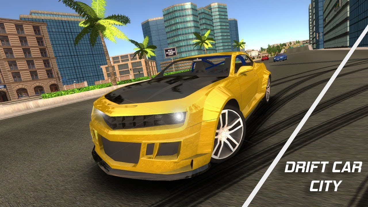 Drift Car City Simulator Android Ios