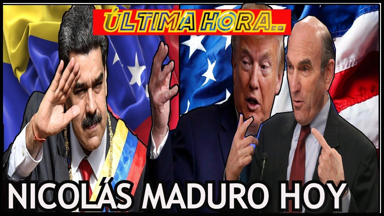 Exclusivo Testimonio Revela la verdadera Razón por la que Nicolás Maduro está Asustado