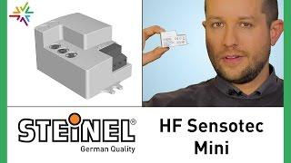 Bewegungsmelder zum Nachrüsten - Der STEINEL HF Sensotec Mini