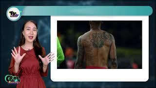 Đoán cầu thủ qua hình xăm và tên thật nghệ sĩ Việt Nam - Game Đố Vui về sao