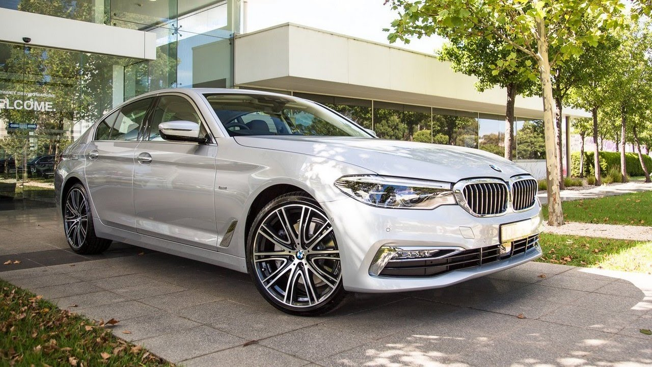 2018 Review Bmw 5 Series Youtube