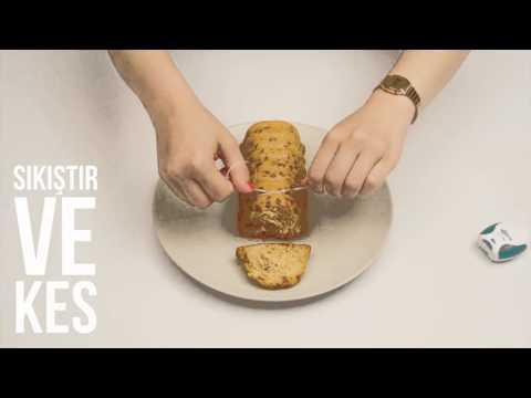 Bıçak Olmadan Kek Nasıl Kesilir